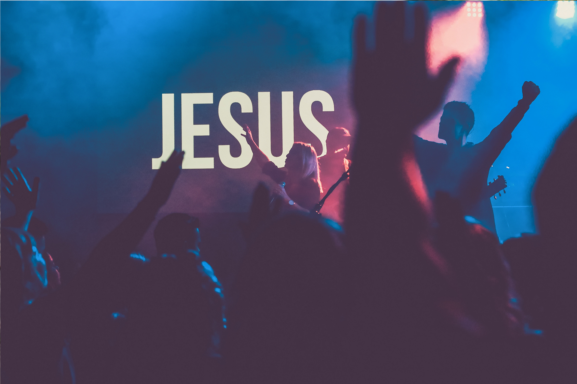 Start The Week Jesus